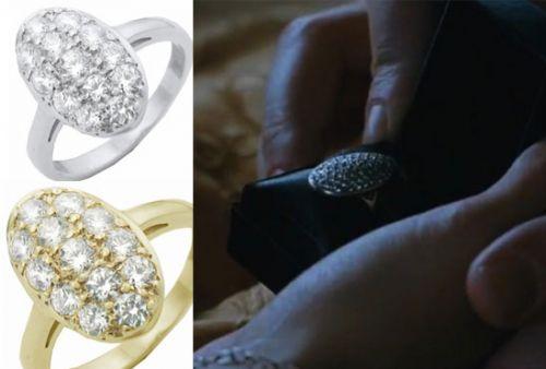 Купи обручальное кольцо Беллы Свон