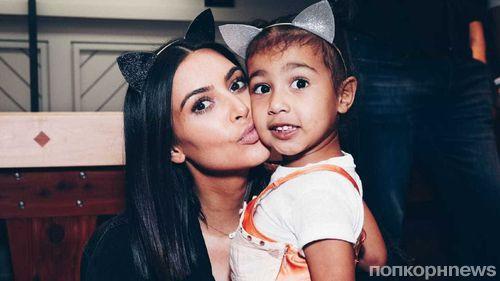 Подарки на день рождения 5-летней дочери Ким Кардашьян стоят больше, чем аренда квартиры в Нью-Йорке