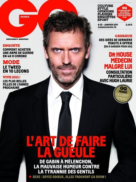 ��� ���� � ������� GQ �������. ������ 2011