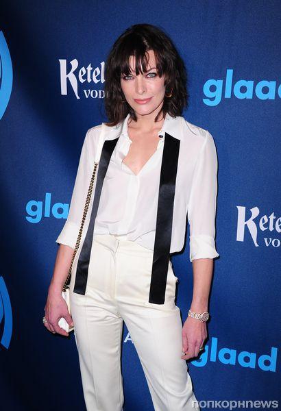 Звезды на вручении GLAAD Media Awards