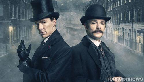 Викторианский спецвыпуск Шерлока посмотрели 9 миллионов человек