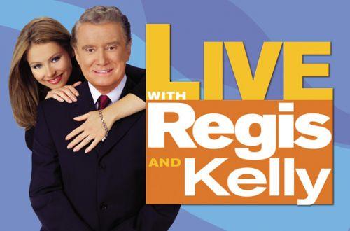 Несколько пародий шоу Regis & Kelly в честь Хэллоуина