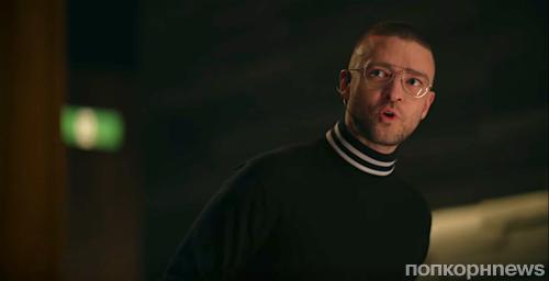 Джастин Тимберлейк примерил образ Стива Джобса в новом клипе Filthy