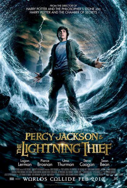 Новый трейлер фильма «Перси Джексон и похититель молний»