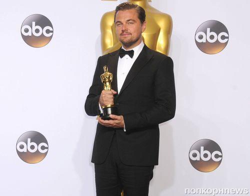 Леонардо ДиКаприо похвастался «Оскаром» из Якутии