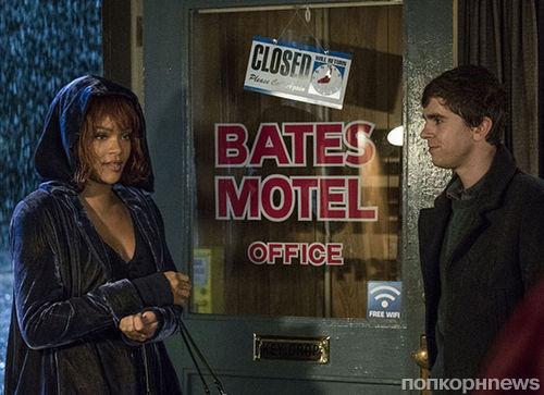 Рианна засветилась в трейлере 5 сезона «Мотель Бэйтсов»