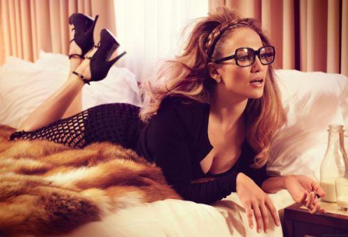 Дженнифер Лопес в журнале Vogue. Италия. Май 2010