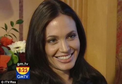 Интервью: Анджелина Джоли о материнстве