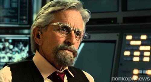 Майкл Дуглас подтвердил возвращение в сиквеле Marvel «Человек-муравей»