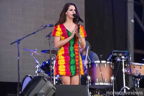 Лана Дель Рей отменила концерты в Европе из-за болезни