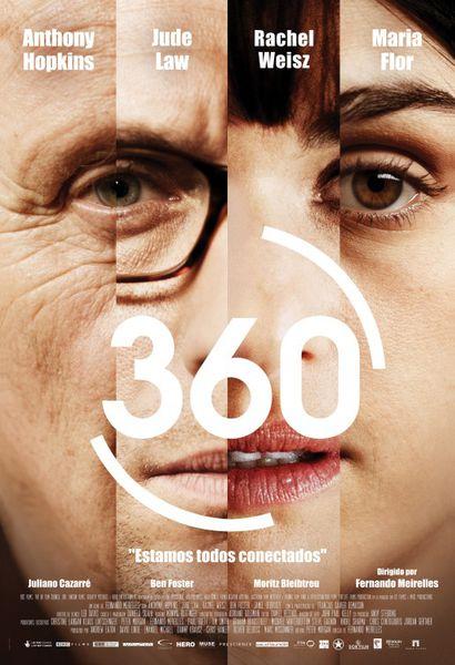 """Трейлер фильма """"360"""""""