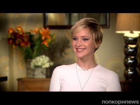 Дженнифер Лоуренс рассказала, чем закончилось ее личное знакомство с Джеком Николсоном