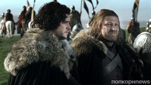 В финале 6 сезона Игры престолов раскрыли кто мать Джона Сноу