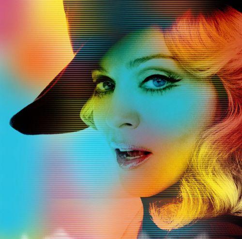 Новый клип Мадонны на песню Miles Away