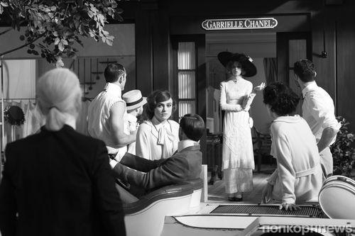 Кира Найтли в роли Коко Шанель: первый взгляд