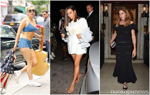 Стоп-кадр: Бритни Спирс, Ким Кардашьян, Леди Гага и другие