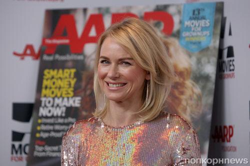 Звезды на вручении AARP's Movies for Grownups Awards