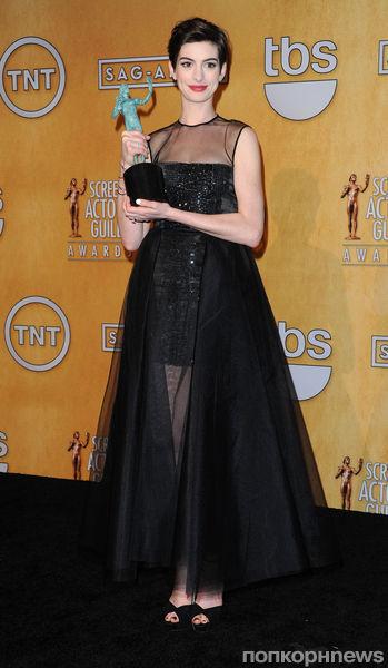 Звезды на церемонии Screen Actors Guild Awards 2013
