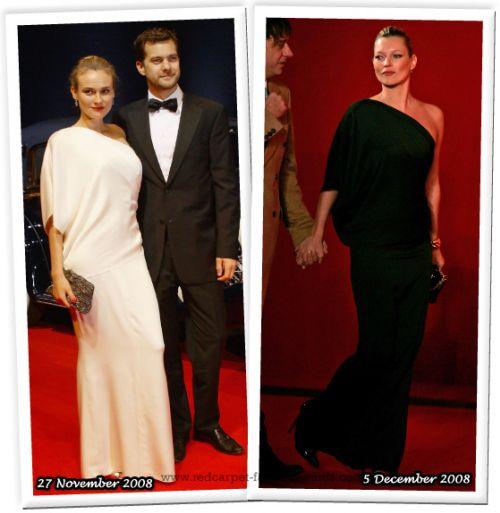 Fashion battle: Дайан Крюгер и Кейт Мосс