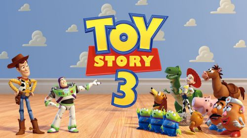 Характер-постеры фильма «История игрушек 3»