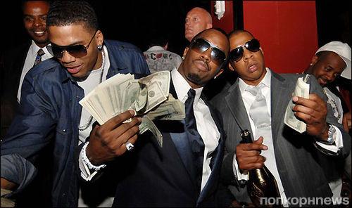Forbes назвал самых богатых рэперов в мире