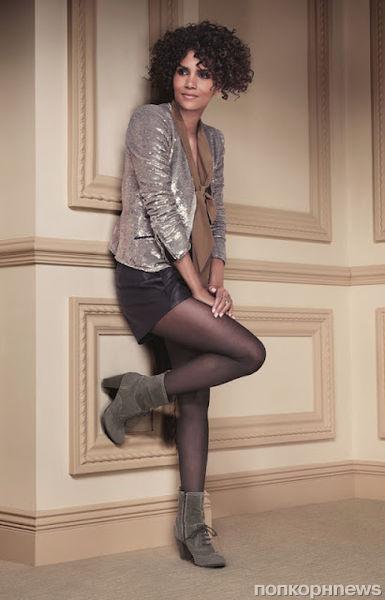Халли Берри в рекламной кампании 5ths Avenue. Осень / зима 2012-2013