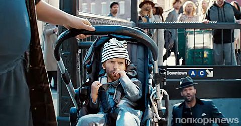 Джейсон Стэтхэм показал комедийный талант в рекламном ролике смартфона LG G5