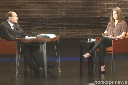 Эми Адамс скорбит по Филипу Сеймуру Хоффману