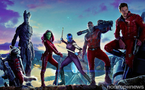 Marvel продолжит снимать фильмы про Стражей Галактики