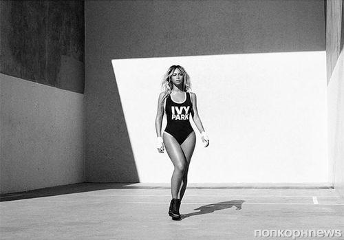 Бейонсе в рекламе своей линии одежды Ivy Park: новые кадры
