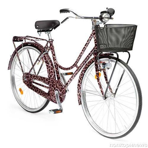 Dolce&Gabbana создали велосипед