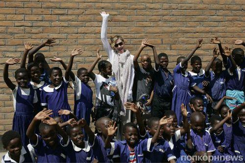 Власти Малави критикуют Мадонну