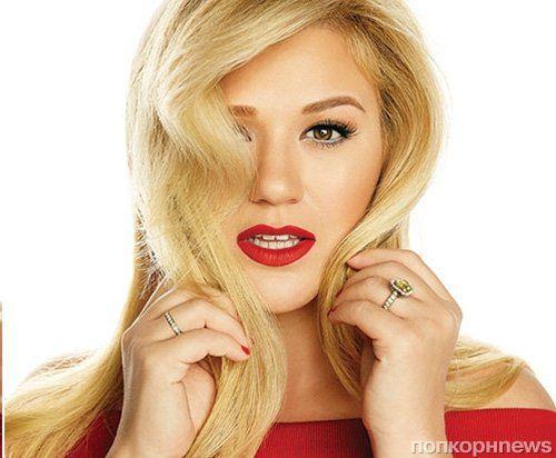Келли Кларксон в журнале Billboard. Октябрь 2013