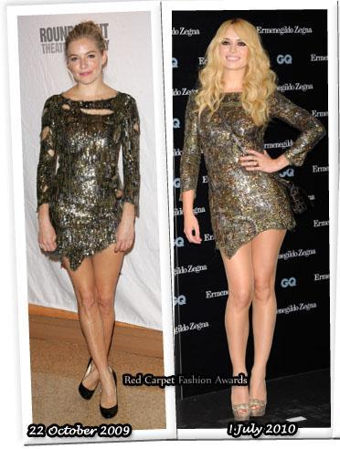 Fashion battle: Сиенна Миллер и Патрисия Конд
