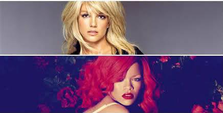 Рианна и Бритни Спирс споют дуэтом?