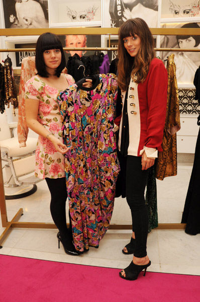 Лили Аллен открыла бутик модной одежды