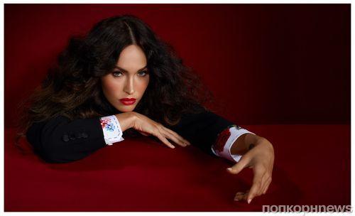 Меган Фокс в фотосете для издания Prestige