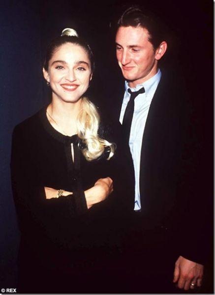 Почему, целуя мужчину, Шон Пенн подумал о Мадонне?