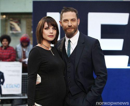Звезда «Безумного Макса» Том Харди во второй раз стал отцом