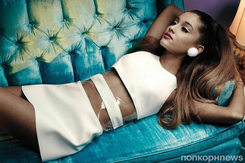 Ариана Гранде в журнале Billboard. Август 2014