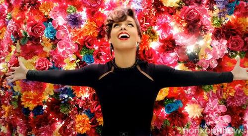 Новый клип Алиши Кис на песню Girl On Fire