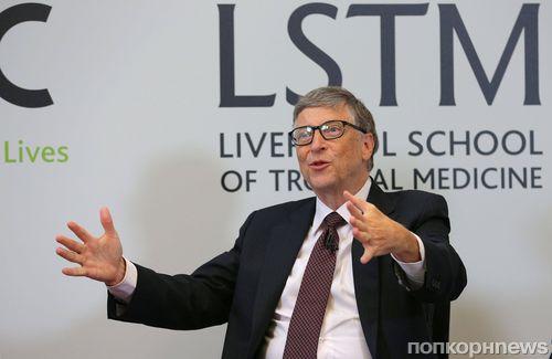 Билл Гейтс стал самым богатым человеком в мире