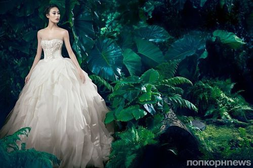 Рекламная кампания Vera Wang. Осень / зима 2013-2014