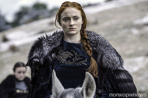 Софи Тернер рассказала о новом сезоне «Игры престолов»
