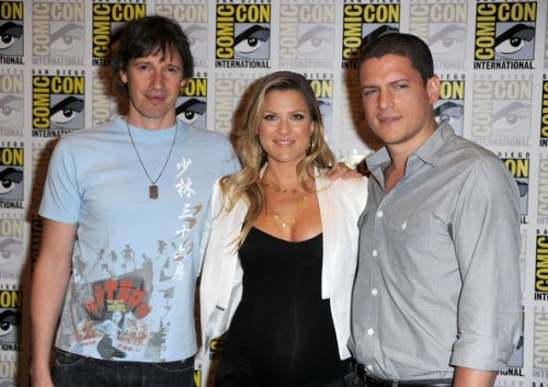 Звезды на Comic Con 2010