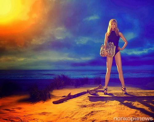 Николь Кидман в рекламной кампании  Jimmy Choo Cruise 2014