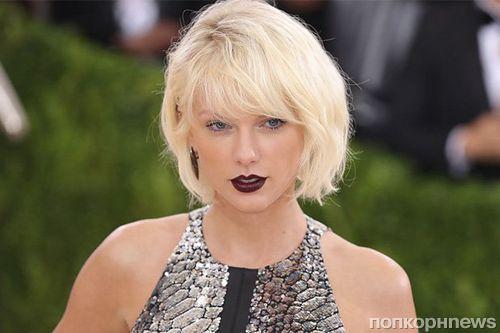 Тейлор Свифт вызвала панику у фанатов, удалив все фото из соцсетей