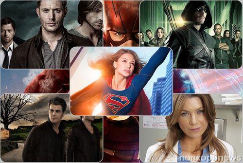 Гайд по сериалам осени 2016: даты премьер новых сезонов