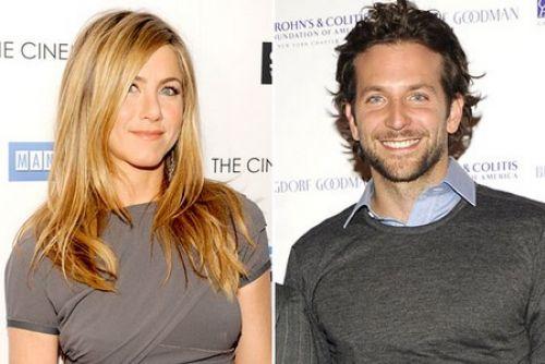 Новая пара: Дженнифер Энистон и Брэдли Купер?