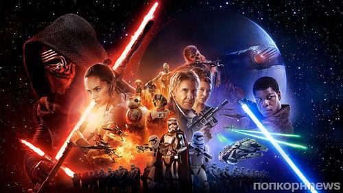 «Звездные войны: Пробуждение силы» показали в космосе